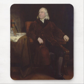 Jeremy Bentham de Henry Guillermo Pickersgill Mousepads