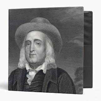"""Jeremy Bentham de la 'galería de los retratos Carpeta 1 1/2"""""""