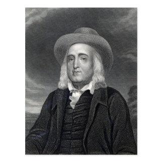 Jeremy Bentham de la 'galería de los retratos Tarjetas Postales
