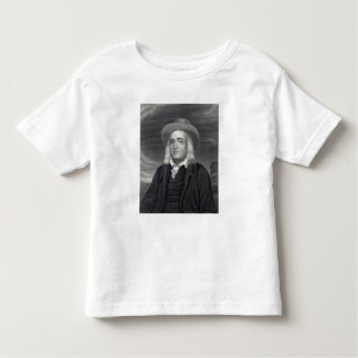 Jeremy Bentham  from 'Gallery of Portraits' Toddler T-shirt
