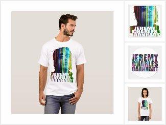 Jeremy Charles Barnhart - Band Merchandise