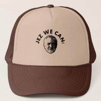 Jeremy Corbyn Black cap