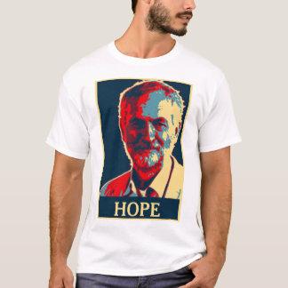 jeremy corbyn hope tshirt Add Your Text
