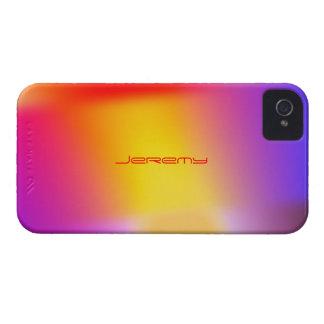 Jeremy's iPhone 4 case