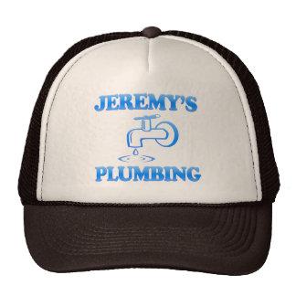 Jeremy's Plumbing Trucker Hat