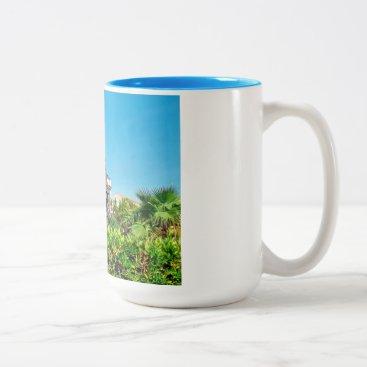 anakondasp Jeres dela Frontera. horses stature Two-Tone Coffee Mug