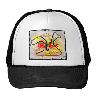 Jerez - been there, done that ! trucker hat