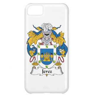 Jerez Family Crest Case For iPhone 5C