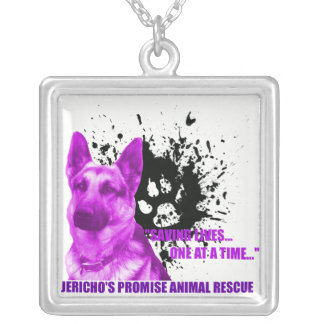 Jericho's Promise Animal Rescue Necklace