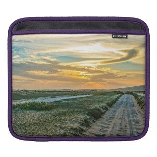 Jericoacoara National Park Dunes Road Sleeve For iPads