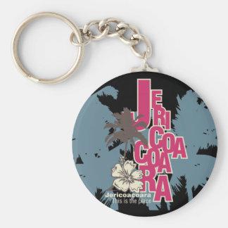 Jericoacoara T-shirts and gifts Keychain