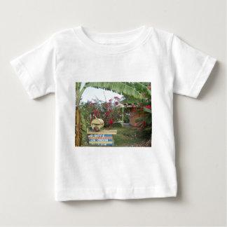Jerk Chicken Stand in Negril, Jamaica 2011 Baby T-Shirt