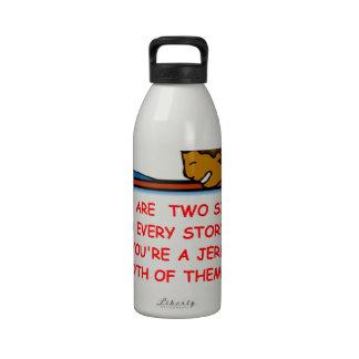 jerk drinking bottle