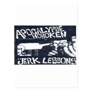 jerkless postcard