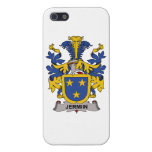Jermiin Family Crest Cover For iPhone 5