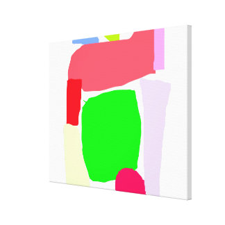 Jeroglífico del extranjero de la teoría del lienzo envuelto para galerias