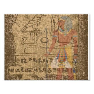 Jeroglífico egipcio fotografías