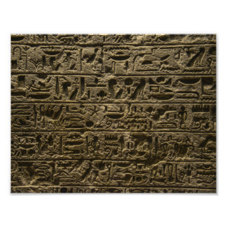 jeroglíficos egipcios antiguos fotografías
