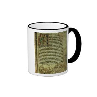 Jerome: A doctor visiting a patient Ringer Coffee Mug