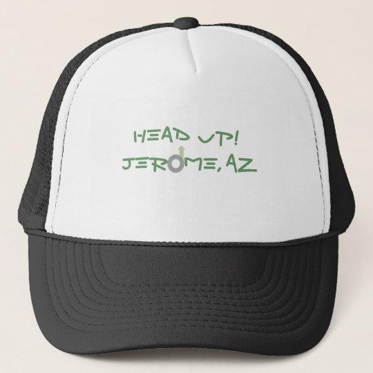 Jerome, AZ Baseball Hat