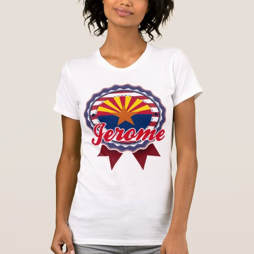 Jerome, AZ Camisetas