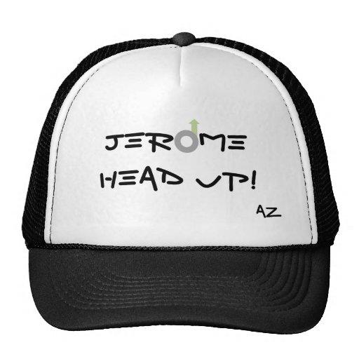 Jerome, AZ Head Up! Hat