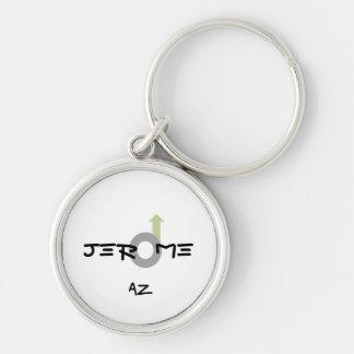 Jerome, AZ Keychain
