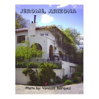 Jerome, foto de AZ cerca: Vanesa Marquez Postal