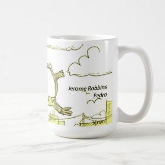 """Jerome Robbins Pedro"" Coffee Mug"