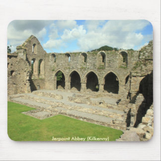 Jerpoint Abbey Mouse Pad