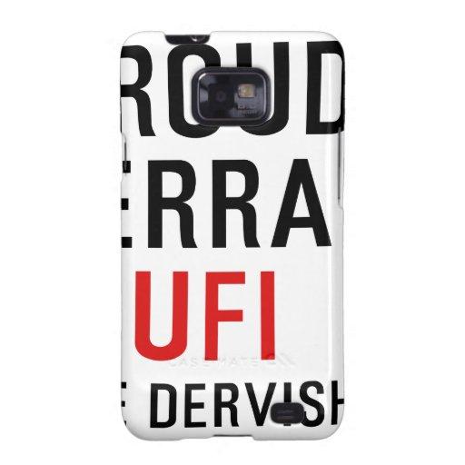 Jerrahi orgulloso Sufi Galaxy S2 Carcasa