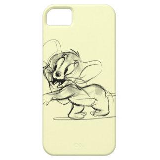 Jerry Bashful Sketch iPhone SE/5/5s Case
