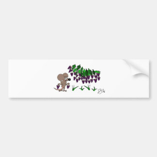 Jerry berry 2 bumper stickers