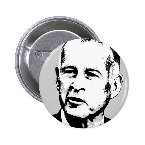 Jerry Brown 2010 2 Inch Round Button