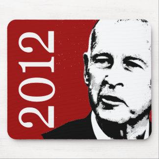 Jerry Brown 2012 Alfombrillas De Ratones