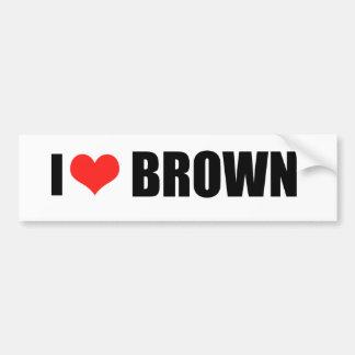 JERRY BROWN BUMPER STICKER