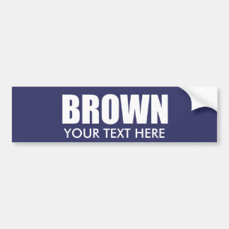 JERRY BROWN Election Gear Bumper Stickers