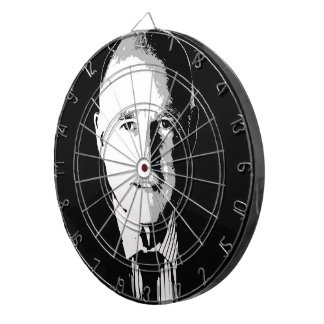 Jerry Brown Face Dart Boards