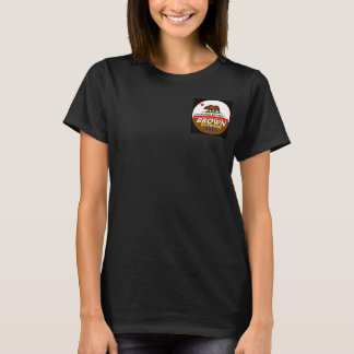 Jerry BROWN Governor 2014 T-Shirt
