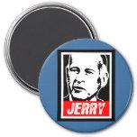 JERRY BROWN IMANES PARA FRIGORÍFICOS