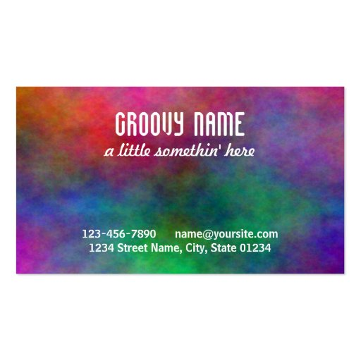 Jerry Business Card Template