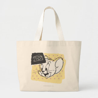 Jerry Cheese Tote Bags