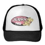 Jerry Cheese Logo Mesh Hats