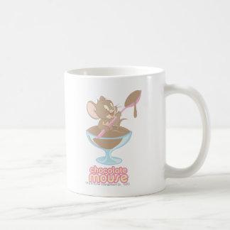 Jerry Chocolate Mouse Coffee Mug