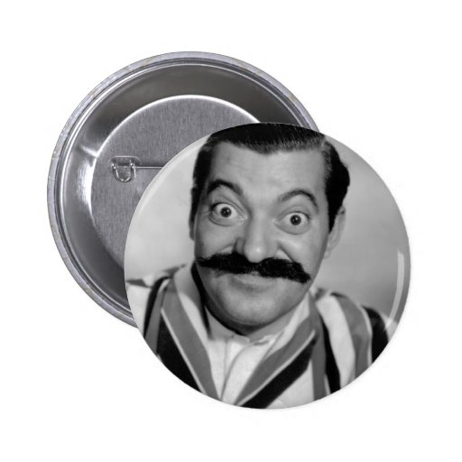 Jerry Colonna Pinback Buttons
