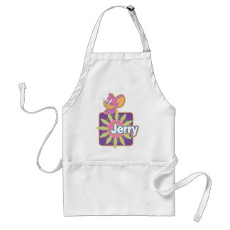 Jerry Neon Mouse Adult Apron