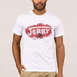 Jerry Silhouette Logo T-Shirt