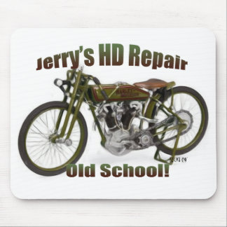 Jerry's HD Repair Mouse Pad, Old School!