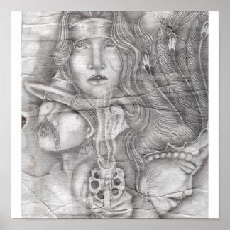 JerrysDrawing Print