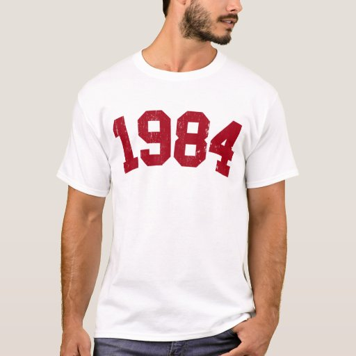 Jersey 1984